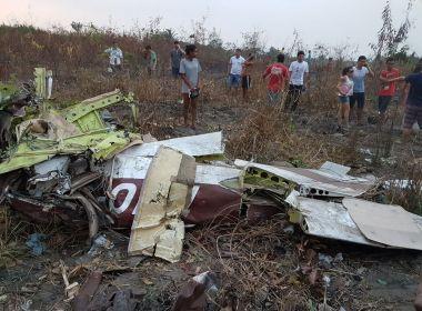 Avião cai no Pará e deixa 5 mortos; voo comemorava Dia do Aviador