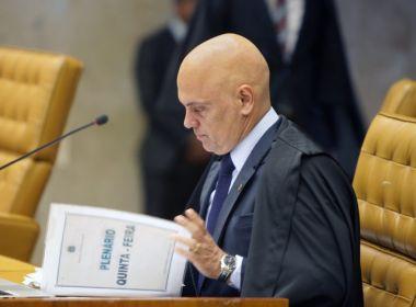 'Muitas vezes as decisões do STF são antipáticas', admite Alexandre de Moraes