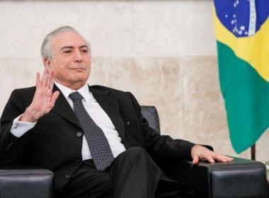 Paraná Pesquisas: 87,4% dos eleitores não se sentem representados por Temer
