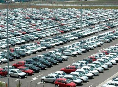 Venda de veículos cresce 27% no mês de outubro no Brasil, diz Fenabrave