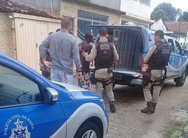 Polícia prende homem após explosivo ser lançado em delegacia de Santo Antônio de Jesus