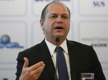 MPF-PE acusa ministro da saúde de descumprir decisões judiciais; PGR decide se abre inquérito