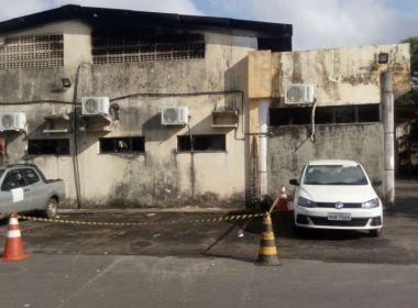 DEPUTADO QUER POLICIA FEDERAL INVESTIGANDO INCÊNDIO EM SECRETARIA DE CAMAÇARI