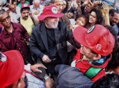 Para PT, Lula disputa primeiro turno mesmo se condenado em segunda instância