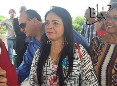 Divisão de limites: Moema diz que AL-BA pode resolver impasse entre Salvador e Lauro