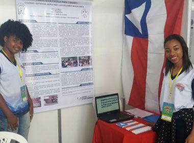 Estudantes de Alagoinhas são premiados em concurso nacional sobre criatividade na escola