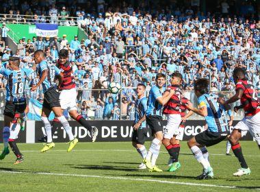 Vitória segura empate contra o Grêmio e se mantém fora da zona de rebaixamento