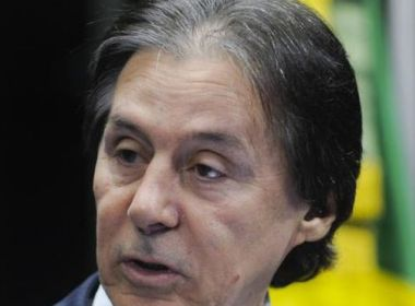 Em conversa com Temer, Eunício diz que reforma da Previdência foi 'mal vendida'