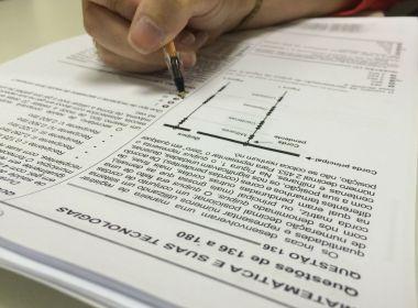 Inep divulga gabarito oficial do Enem; confira