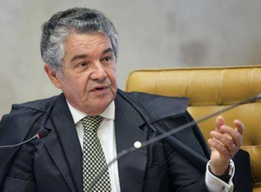 Ministro do STF, Marco Aurélio diz que foro privilegiado 'tende a acabar'