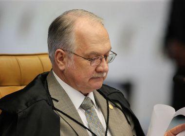 Fachin notifica Seap para aplicar tornozeleira em Gustavo Ferraz e Job Brandão