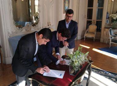 Neto assina carta de cooperação para promoção do Centro Histórico em Lisboa