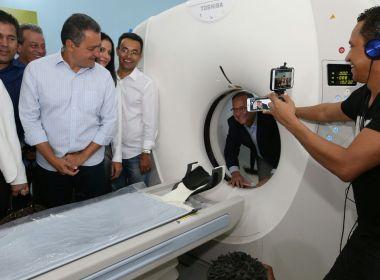Teixeira: Com investimento de R$ 24 mi, políclinica terá 1º tomógrafo do extremo sul