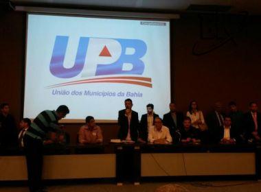 UPB pede que governo antecipe ICMS de janeiro para cobrir municípios em crise
