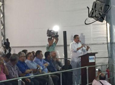 Rui Costa 'garante' que haverá voos regionais em Guanambi
