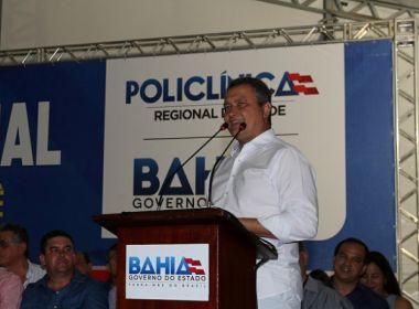 Rui Costa anuncia antecipação de repasse do ICMS para municípios