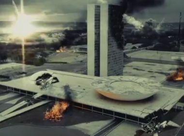 Novela da Record prevê apocalipse da  eleição para presidente de 2018: haja  opção ruim