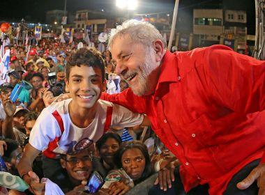 Paraná Pesquisas: Lula lidera cenários de disputa presidencial na Bahia