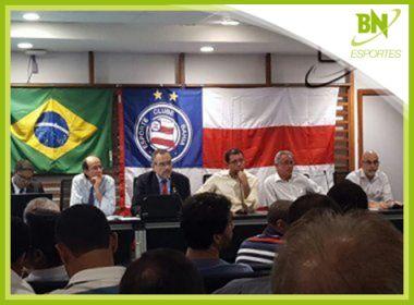 Eleições do Bahia: Entenda como é o processo de formação do Conselho Deliberativo