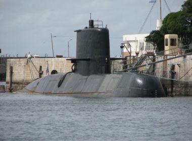 Marinha da Argentina encerra buscas por sobreviventes de submarino desaparecido