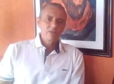 Homem prevê desastre natural na Bahia, veja vídeo