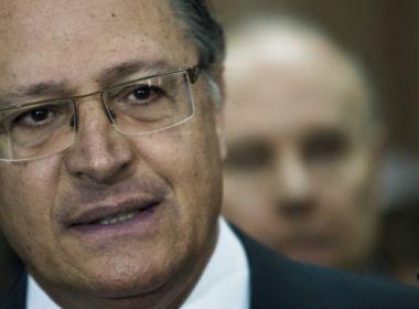 Com Lula à frente das pesquisas, Alckmin é peso para eleições na Bahia