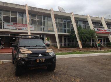 'Melinoe': PF deflagra operação em Jequié, Jaguaquara e Salvador