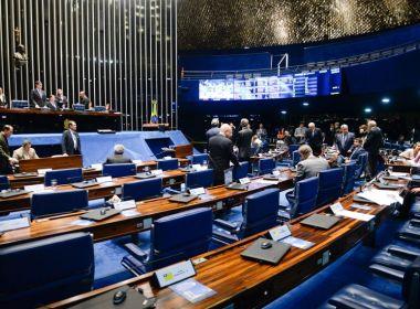 Senado aprova em primeiro turno criação de fundo para segurança pública