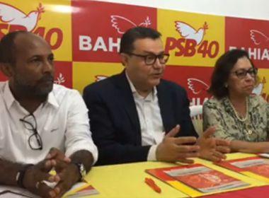 PSB quer reeleição de Lídice dentro ou fora da chapa de Rui: 'ela merece voltar ao senado'