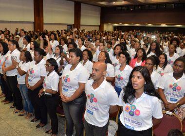 Programa Agente da Educação é premiado por associação de recursos humanos