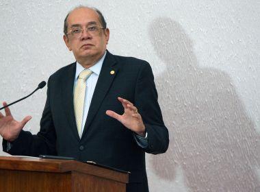 Gilmar Mendes prevê dificuldades para combater notícias falsas durante eleições