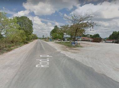 Itabela: Três jovens são presos com carro roubado enquanto abasteciam carro