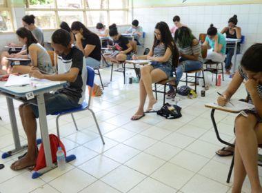 Primeiro dia de vestibular da Uneb registra 17,8% de abstenção