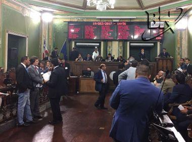 Projeto que altera o IPTU de Salvador é aprovado na Câmara de Vereadores