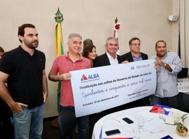 Após 'devolver' R$ 555 mil, Coronel quer energia solar e poço artesiano para economizar