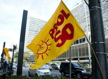 PSOL registra aumento de 25 mil filiados em um ano; número é maior entre os partidos