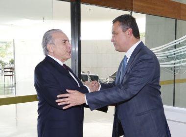 TEMER LIBERA PARA RUI R$ 600 MILHÕES EM ANO ELEITORAL