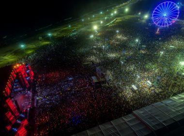 ACM Neto já pensa em como melhorar o Festival Virada Salvador em 2018