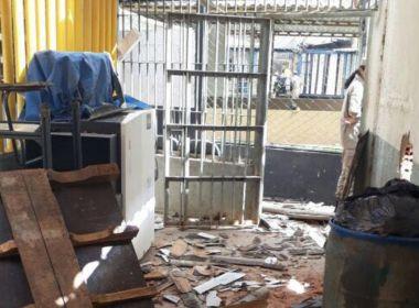 Detentos provocam rebelião em presídio de Goiânia; secretaria confirma mortes