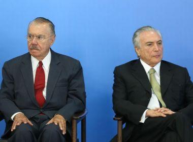 Sarney nega ter vetado Pedro Fernandes para o Ministério do Trabalho: 'Quer arrumar desculpa'