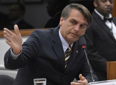 PSL confirma que Bolsonaro será candidato à Presidência pela sigla