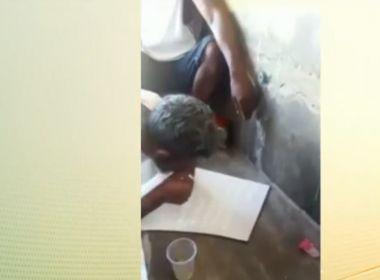Diretora de presídio em Goiás é afastada após suspeita de festa de detentos com drogas