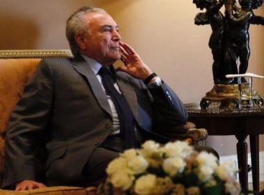 Temer explica reforma da Previdência no SBT após Silvio Santos dizer que não a entende