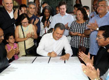Governo autoriza obras nas igrejas do Bonfim e da Conceição da Praia