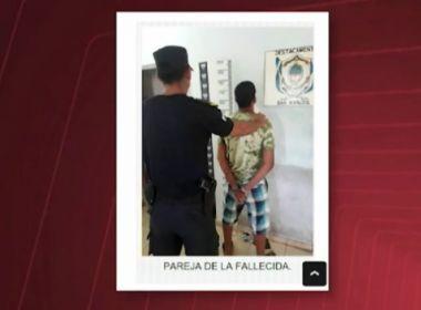 Baianos são presos na Argentina suspeitos de estuprar e matar adolescente de 15 anos