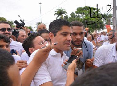 Neto admite que 2018 pode ser último Bonfim como prefeito: 'O povo na rua está pedindo'