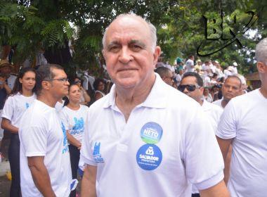 Para Paulo Souto, recursos da operação de crédito vão elevar investimentos da prefeitura