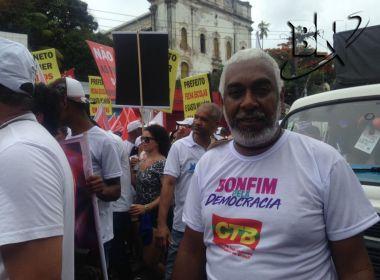 Na Lavagem do Bonfim, movimentos sociais defendem candidatura de Lula