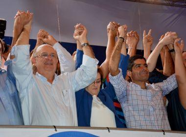 Neto defende candidatura de José Ronaldo em 2018; prefeito de FSA é cotado para o Senado