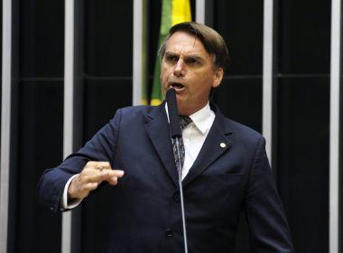 Presidenciável, Bolsonaro gasta 39% a mais com passagens pagas pela Câmara